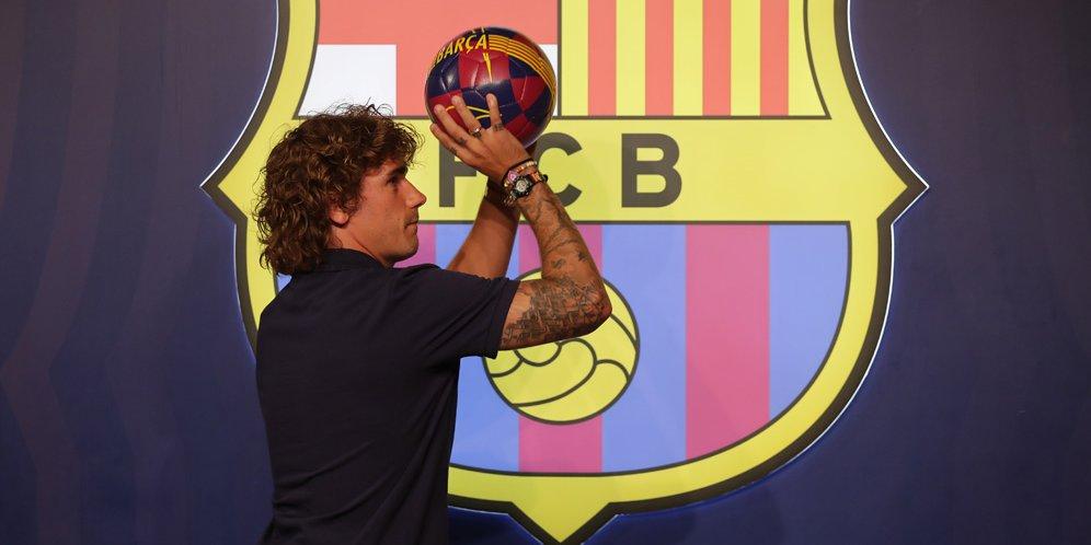 Antoine Griezmann, Pemain Baru Barcelona dengan Nilai Transfer Fantastis