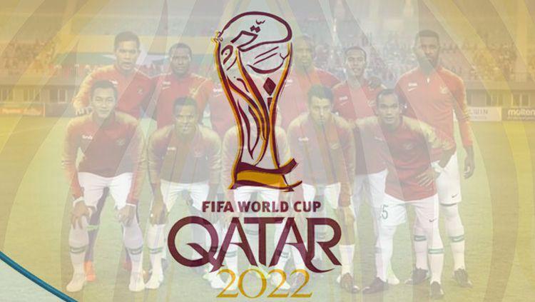 Persiapan TIMNAS Pra Piala Dunia 2022