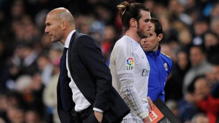 Polemik Bale-Zidane: Adu Keras Dua Sosok Kunci El Real