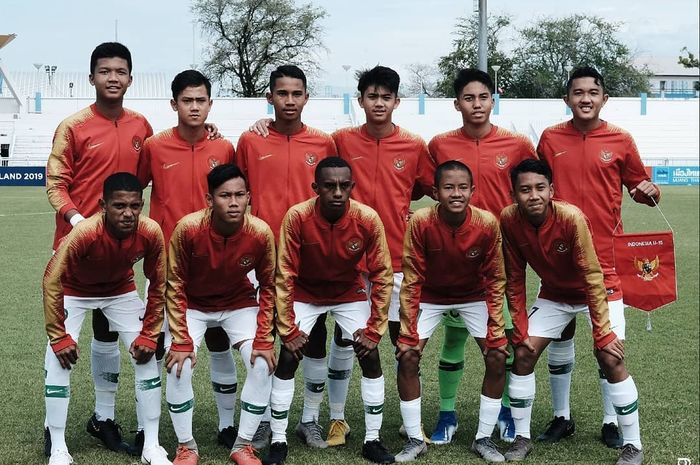 Fakta Menarik Seputar Timnas Indonesia U-15