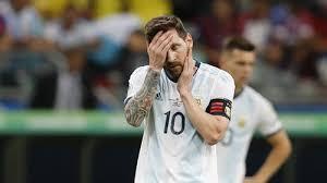 Kutukan Lionel Messi Bersama Timnas Argentina