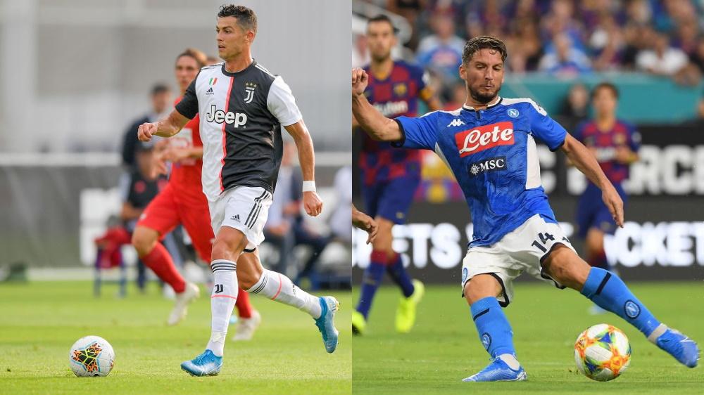 Fakta Menarik Usai Laga Juventus Vs Napoli
