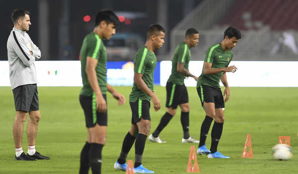 Jelang Pertandingan Timnas vs Thailand, PSSI Perketat Keamanan