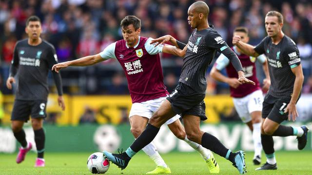 Liverpool Sukses Meraih Poin Penuh Saat Bertandang ke Markas Burnley