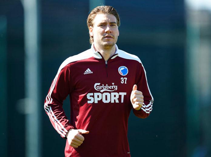 Nicklas Bendtner, Mantan Arsenal yang Kini ke FC Copenhagen