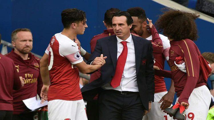 Ozil Di Arsenal